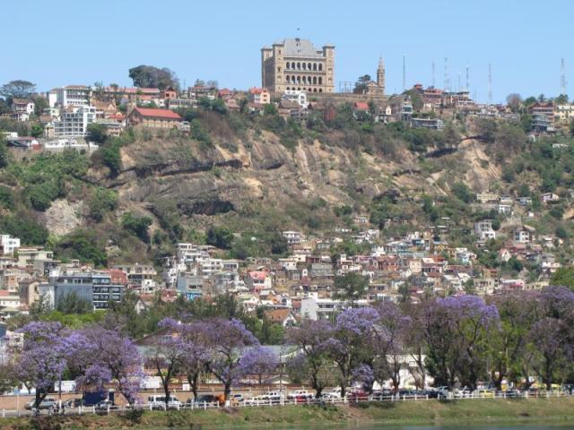 Studios Centre Ville Antananarivo à 300 mètres du centre-ville